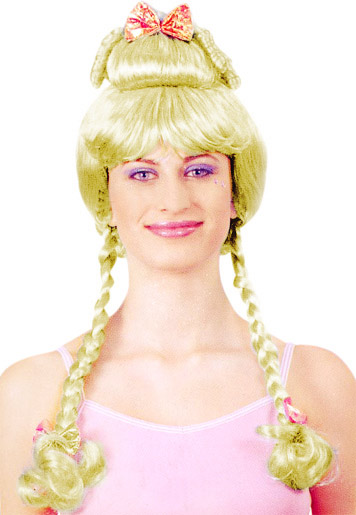 Adult Blonde Fairytale Wig