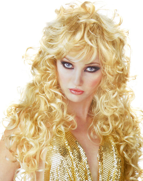 Blonde Seduction Glamour Wig