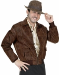 Plus Size Deluxe Indiana Jones Jacket Costume