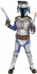 Child's Deluxe Jango Fett Costume