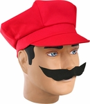 Mario Costume Hat Kit