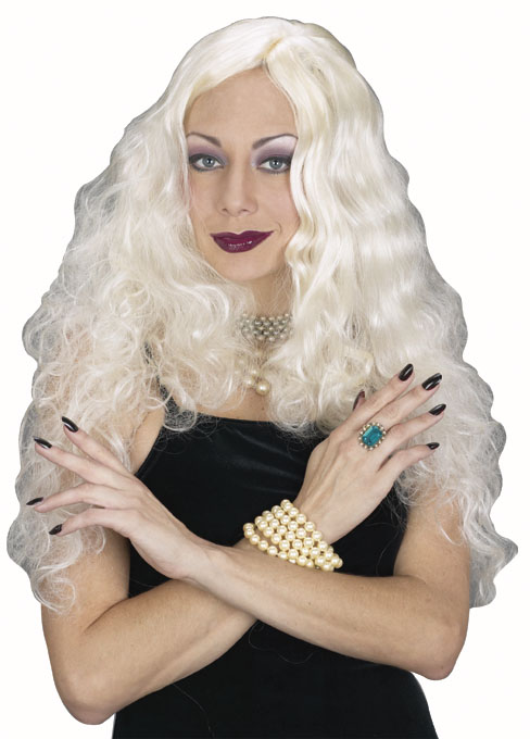 Blonde Seductress Wig