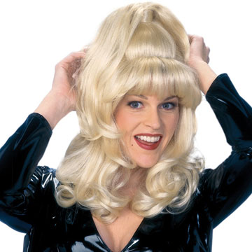 Blonde Sex Kitten Wig