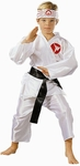 Child's Karate Boy Costume