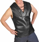 TV Reporter Bruno Costume Vest