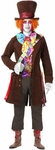 Adult Electric Mad Hatter Costume