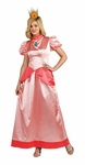 Adult Standard Princess Peach Costume