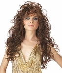 Brown Seduction Glamour Wig