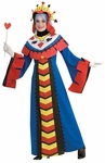 Adult Queen Playing Card Costume