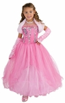 Child Snowflake Princess Costume
