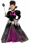 Child Spider Queen Costume Dress