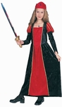 Child's Medieval Red Queen