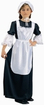 Child's Pilgrim Girl Costume