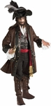 Adult Deluxe Heritage Pirate Costume