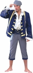 Adult Will Blackthorn Pirate Costume
