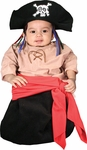 Baby High Seas Pirate Costume