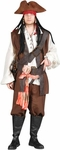 Pirate First Mate Theater Plus Size Costume