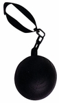 Foam Ball And Chain Halloween Prop