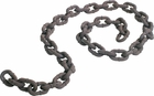 Large Fake Chain Link Halloween Prop