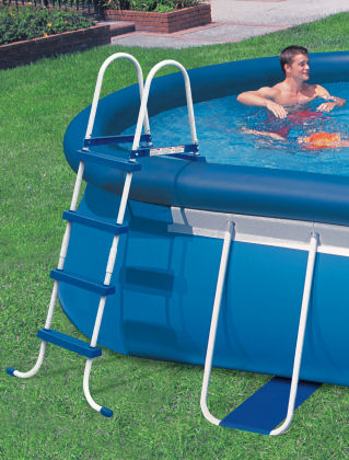 "48"" Intex Pool Ladder"