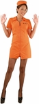 Women's D.O.C. Prisoner Costume
