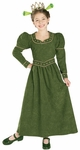 Child's Princess Fiona Costume