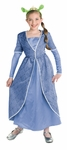 Child's Princess Fiona Costume Gown