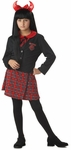 Child's Wicked School Girl Costume