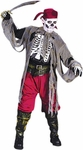 Child's Skeleton Pirate Costume