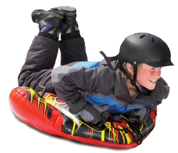 Sportsstuff Stingray Single Rider Snow Tube