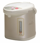 Hot Water Dispensing Pot with Re-Boil Function