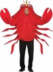 Adult Sebastian the Crab Costume