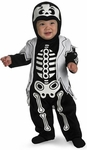 Baby Adorable Skeleton Costume