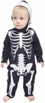 Baby Cute Skeleton Costume