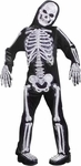 Child's Deluxe Skeleton Costume