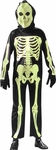 Child's Glow-In-The-Dark Skeleton Costume