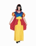 Adult Deluxe Snow White Costume