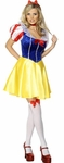 Adult Sexy Snow White Princess Costume