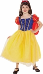 Child's Snow White Princess Costume