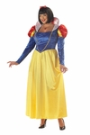 Plus Size Snow White Costume