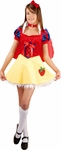 Preteen Snow White Costume Dress