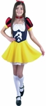 Preteen Velvet Snow White Costume