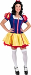 Teen Sexy Snow White Costume