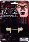 Special FX Retractable Vampire Fangs