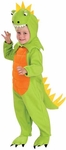 Toddler Green Dinosaur Costume