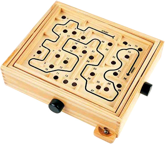 Medium Labyrinth Game