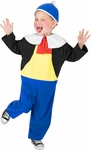 Child's Tweedle Dum Costume