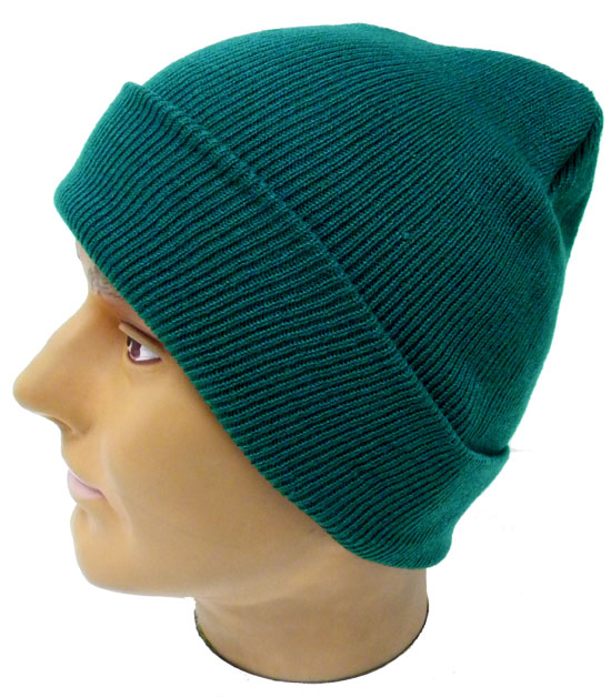Long Knit Beanies 100% Acrylic