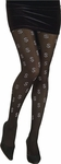 Adult Dollar Sign Ho Costume Tights