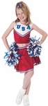 USA Girl's Cheerleading Costume